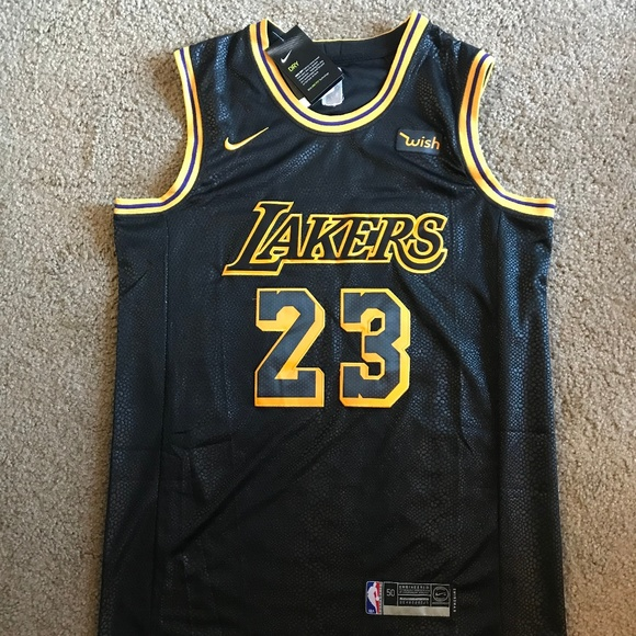 LeBron James Los Angeles Lakers Jersey Large fc4cba2d0